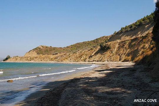 Anzac Cove 1