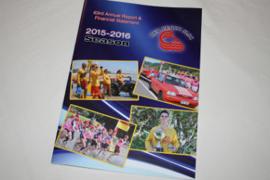 Club Annual Report