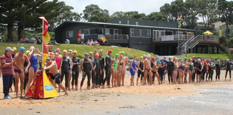 Open Water Swim at Red Beach, Sunday 25 March