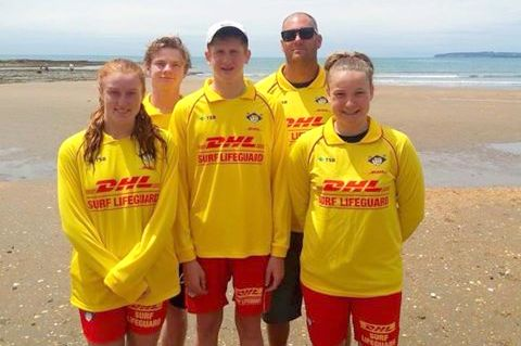 More lifeguards for Red Beach