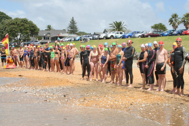 Open Water Swim : 11th February