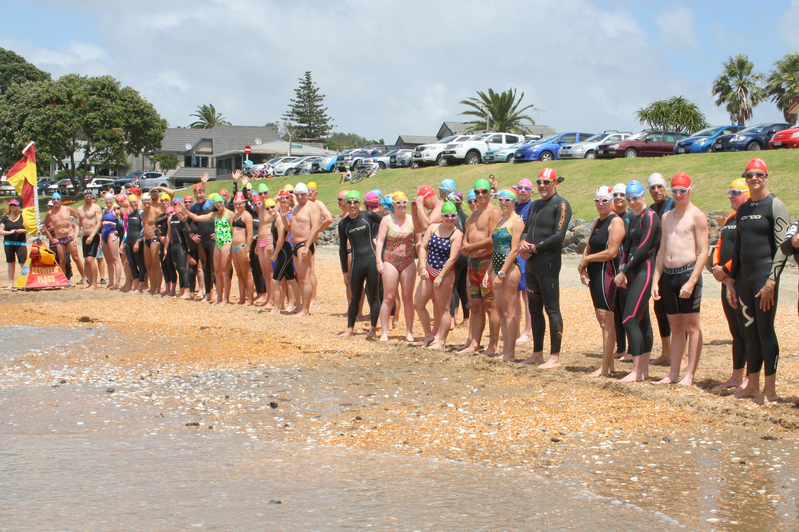 Open Water Swim : 11th February