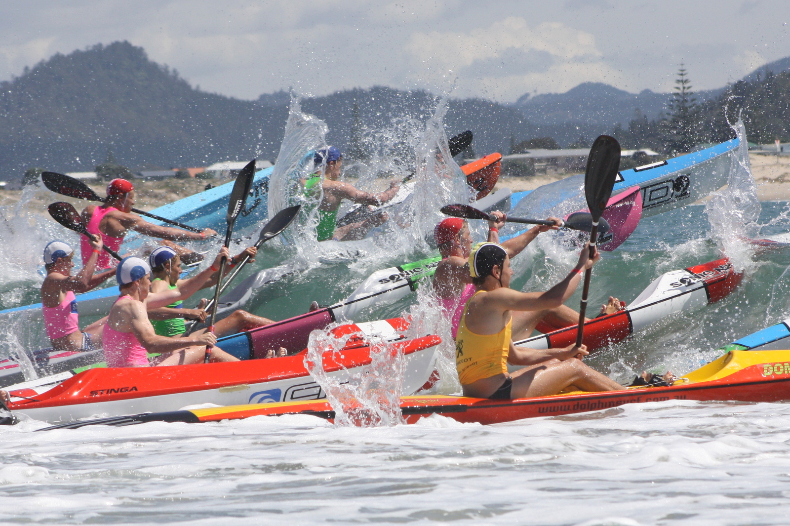 Whangamata Classic 2-day event