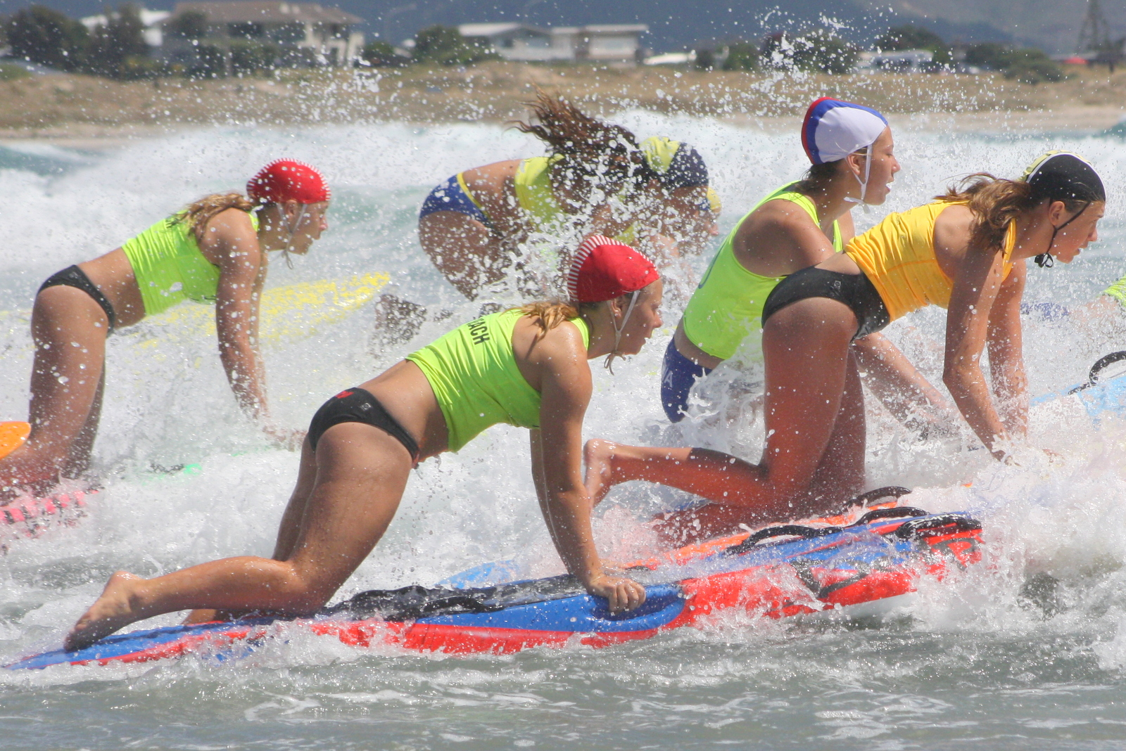 Club Athletes Shine at Whangamata Classic