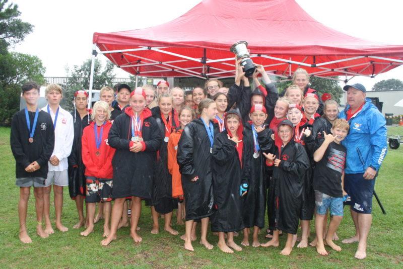 Red Beach Juniors achieve a threepeat
