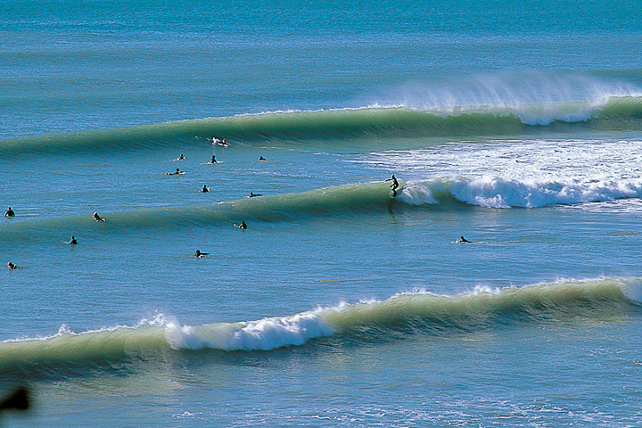 Swell forecasts for Gisborne Nationals