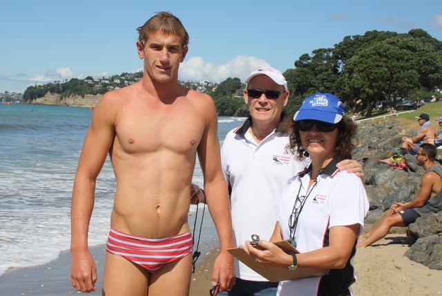 Hat Trick For Rachel In Open Water Swim