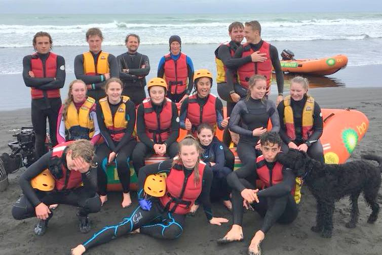 15 new IRB crew qualifications for club
