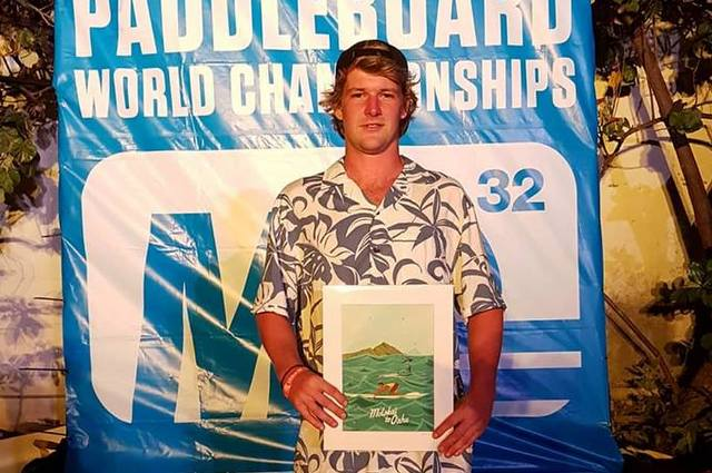 Strong finish for Dan Cairns in Molokai event