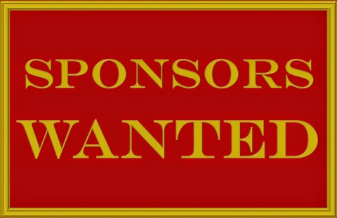 Sponsors & donors sought for the 2018-19 season