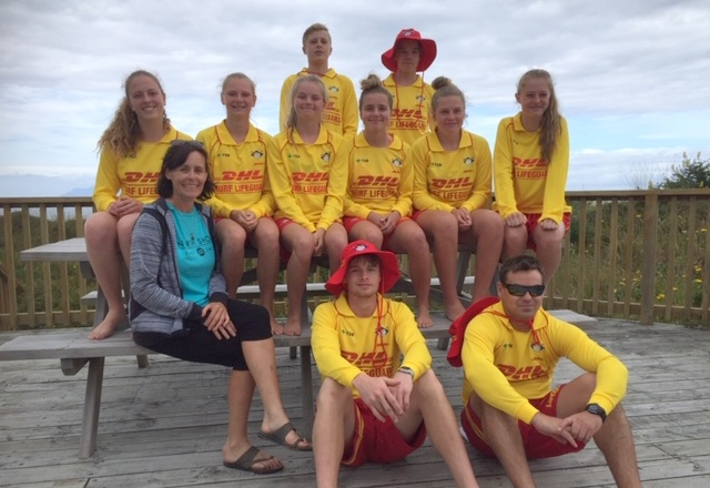 Red Beach lifeguard ranks get another boost