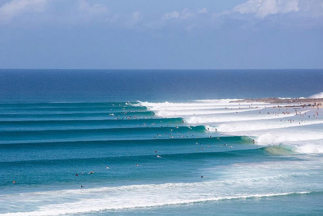 Check out the swell forecasts !