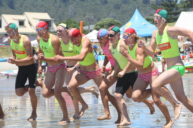 Club competitors shine at Whangamata Classic