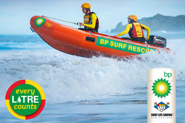 BP repeating a successful campaign for SLSNZ
