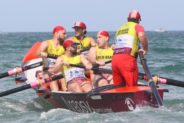 Three boat crews to take on Waihi surf