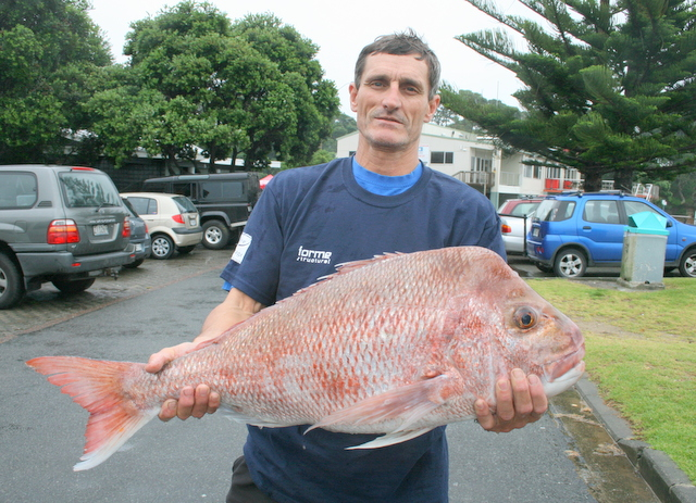 Fishing competition tickets on sale at clubrooms
