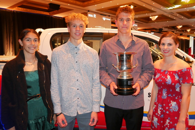 Surf sports awards for Red Beach