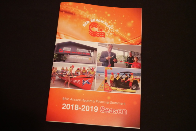 Red Beach Annual Report : 2018-19