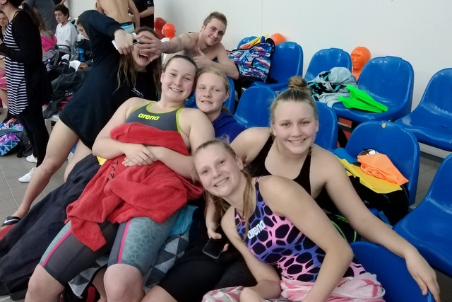 Pool Interclub event launches new season
