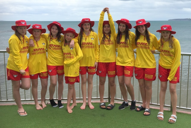 More qualifications boost lifeguard & instructor numbers