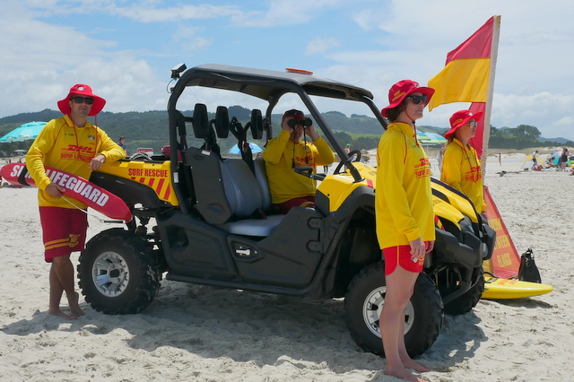 Surf patrol season starting up again