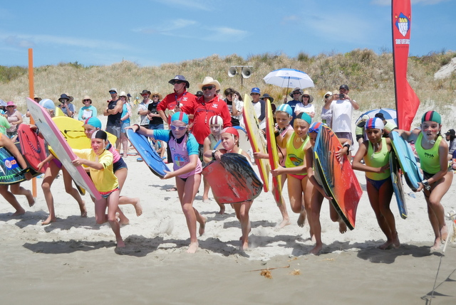 Junior Interclub carnival at Orewa