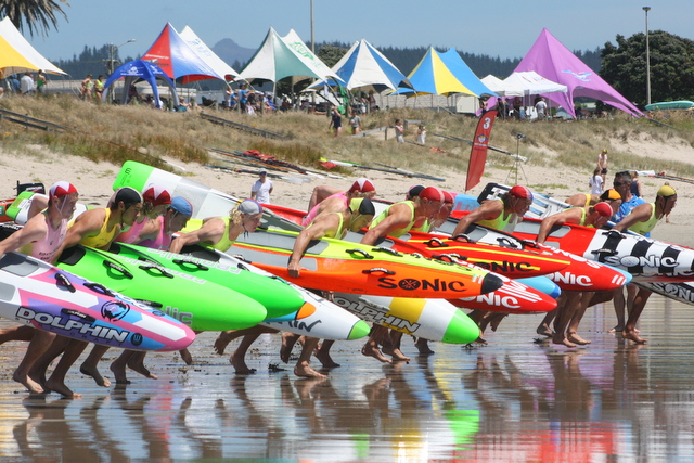Full weekend of action at Whangamata Classic