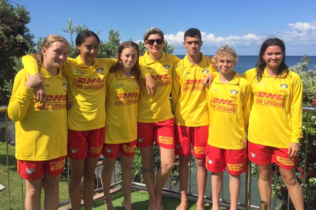 Extra lifeguards for beach patrols