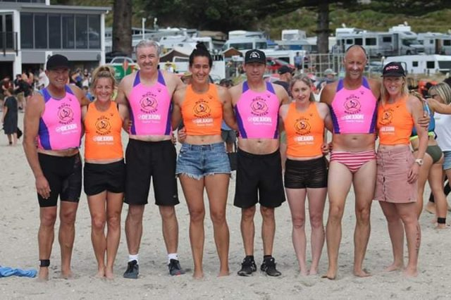 Red Beach Masters at the Mount Monster