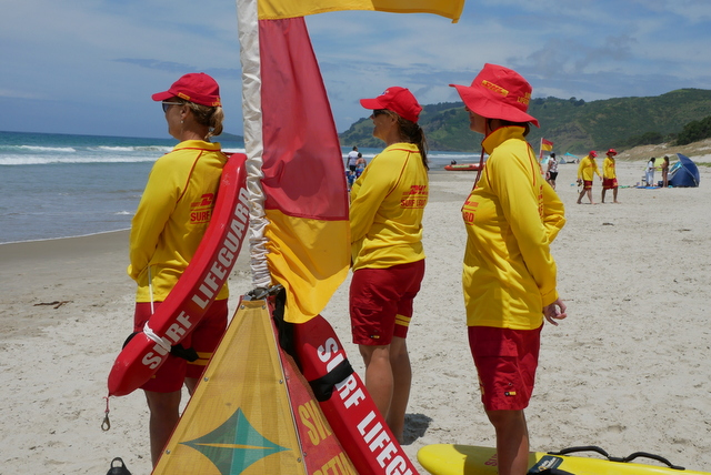 Red Beach lifeguards returning to Pakiri