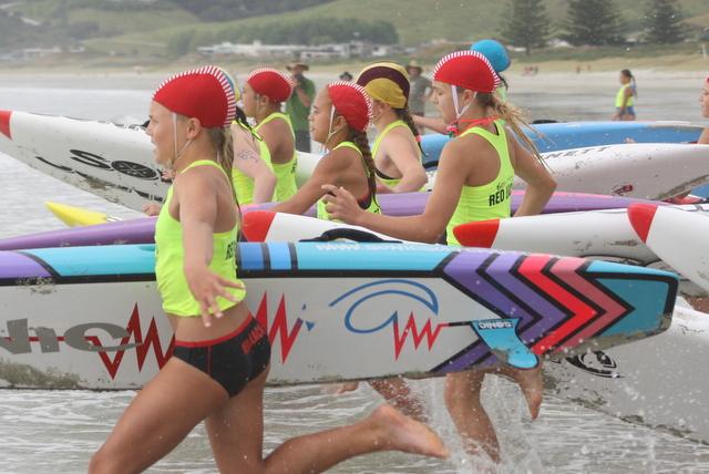 Junior Surf Championships at Omaha