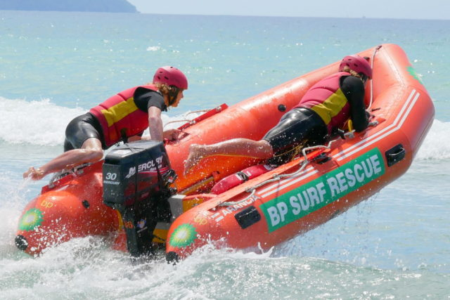 Two IRB crews to compete at Ruakaka