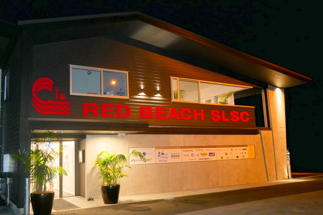 Surf club restaurant reopening