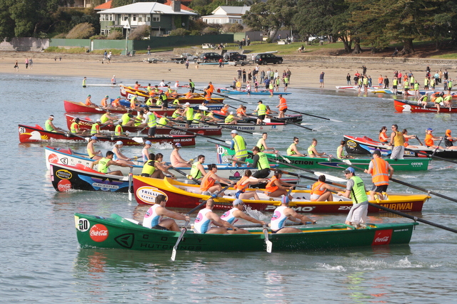 King of Rangitoto event making a comeback