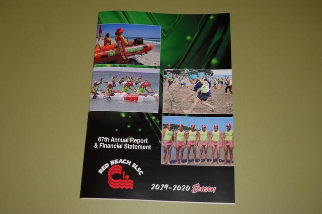 Red Beach Annual Report : 2019-20