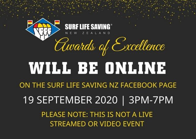 SLSNZ Awards of Excellence online