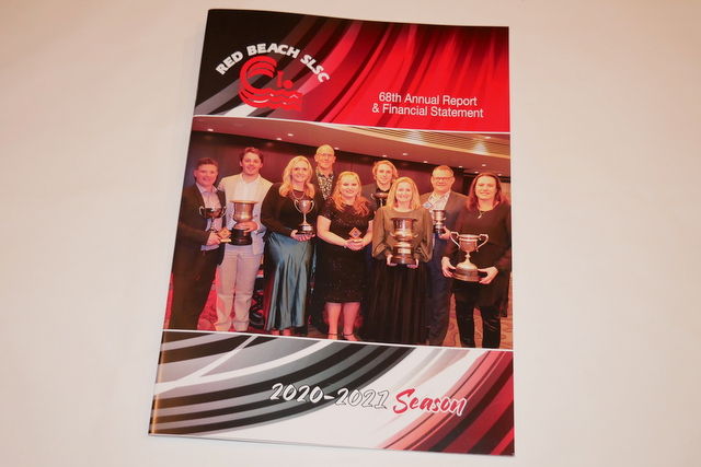Red Beach Annual Report : 2020-21