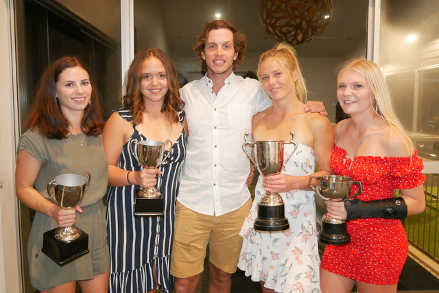 Club Prize Giving Night : Surf Boat Awards