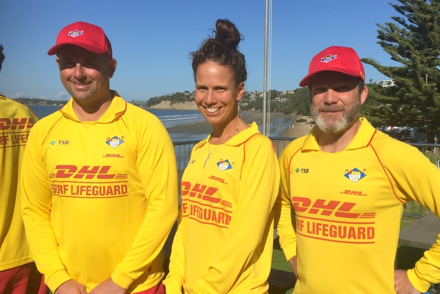 Three more Surf Lifeguard Awards gained