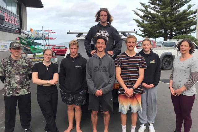 Six lifeguards qualify as IRB drivers