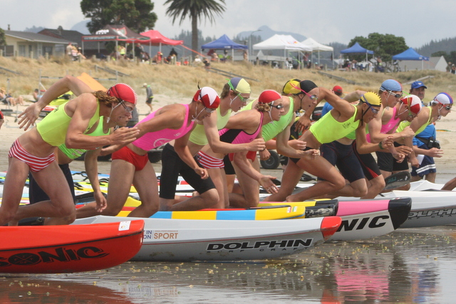 Competitors set their sights on Gisborne Nationals