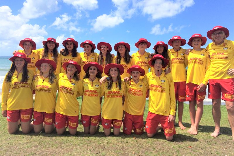 More qualifications boost lifeguard numbers