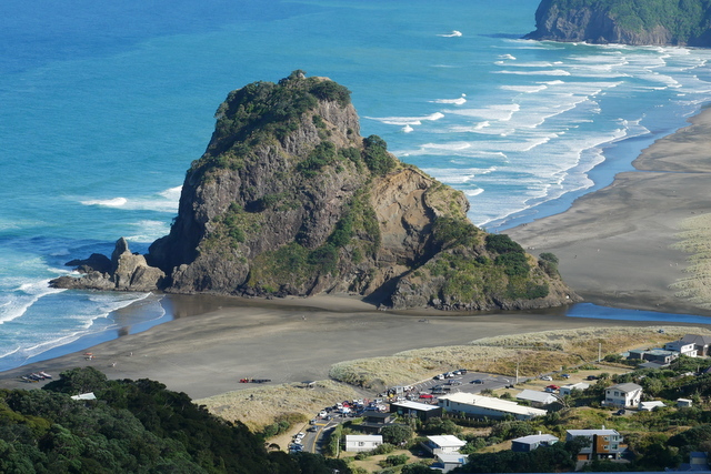 Club athletes tackle Ironman event at Piha