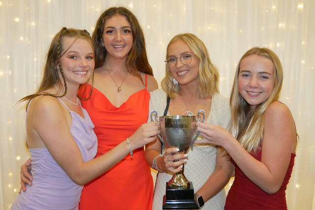 Club Prize Giving : IRB & Patrolling Awards