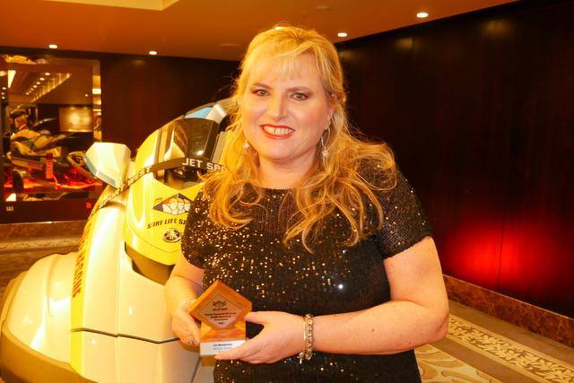SLSNR Life Membership awarded to Michelle Newton
